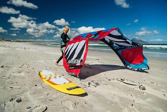 Kitesurfing leksjoner i Tarifa for...