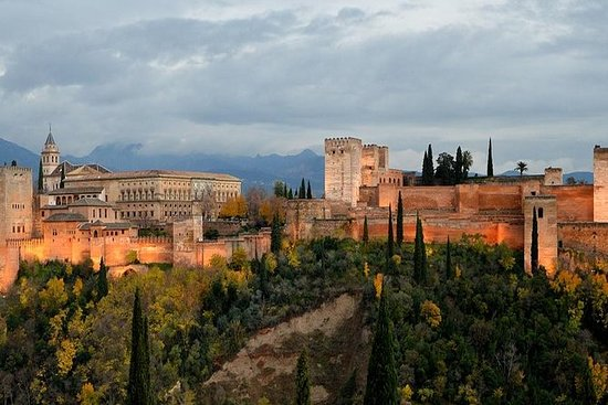 Alhambra: Ohne Anstehen zu...