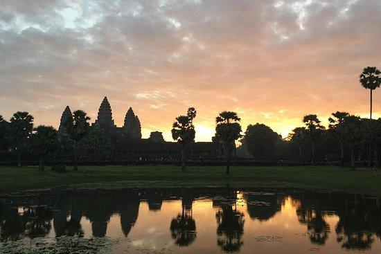 Privat hel dag till Angkor Wat ...