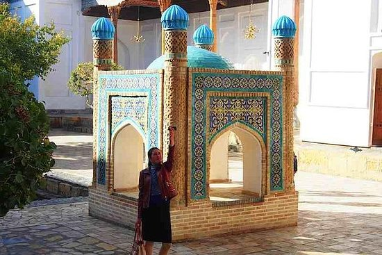 Tour della città a Bukhara