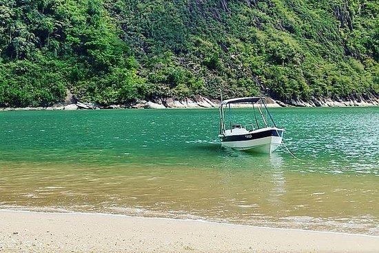 Excursion en bateau vers les plages...