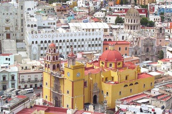Tour de la ciudad de Guanajuato
