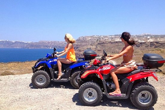 Tour ATV-Quad Santorini Adventures