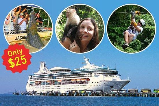 Economic Puntarenas Shore Excursion