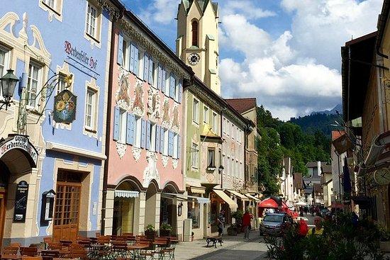 Garmisch-Partenkirchen Rundgang