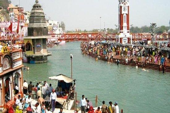 Haridwar Temple Tour durch Ashish - 6...