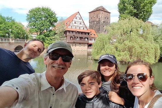PRIVATE Nuremberg Old Town Walking...