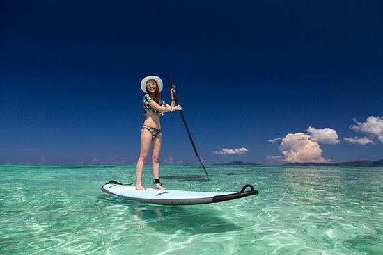 -Ishigaki Ocean-Stand Up Paddle...