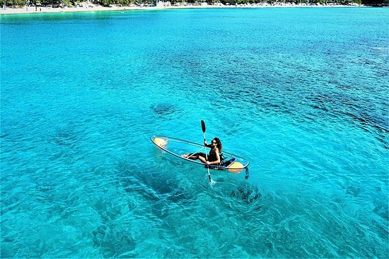 Crystal Clear Kayaks DR completely...