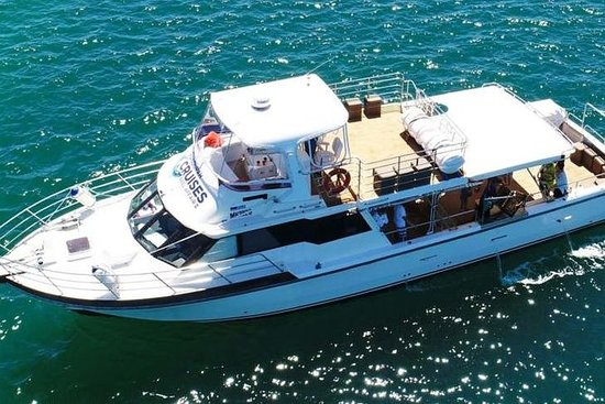 Rottnest Cruises Catch and Dine...