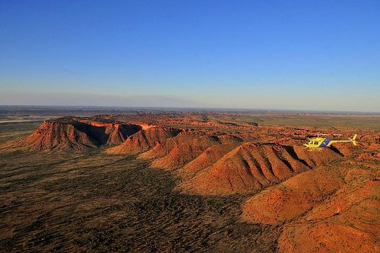 Kings Canyon Helicopter Tour