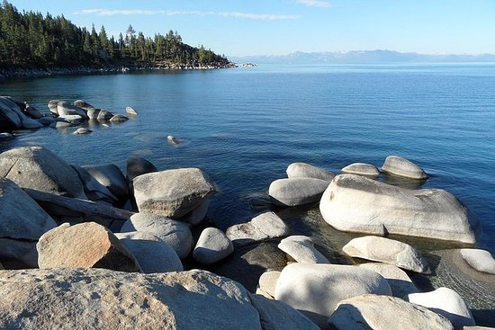 Sand Harbor Tour - Helikopter South...