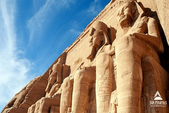 Abu Simbel Temples from Aswan by...
