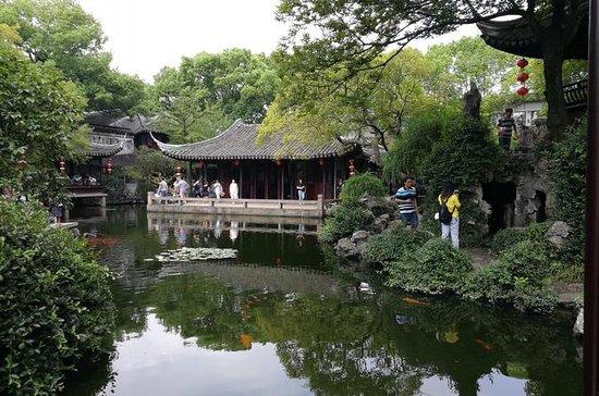 上海同里水乡私人一日游