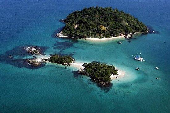 Brazilian Blue Lagoon: Angra dos Reis...