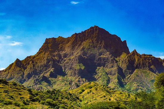 Island of Santiago:Full Hiking to its...