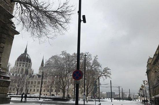 Private Stadtrundfahrt in Budapest...