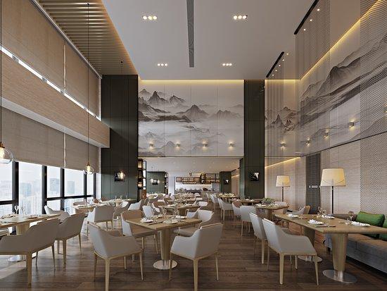 Shengzhou, Κίνα: 自助餐厅:米奇西餐厅