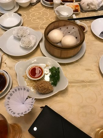 Nice lunch at Libai