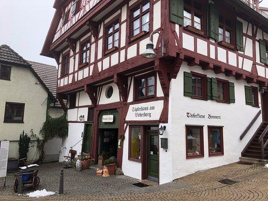 Töpferhaus am Weberberg