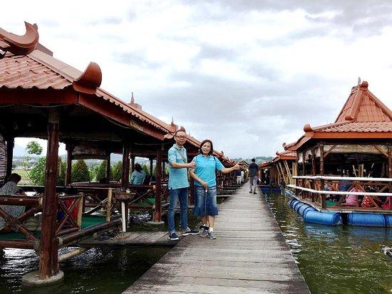 Wisata Apung Kampung Rawa