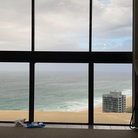 Average Apartments Amazing View