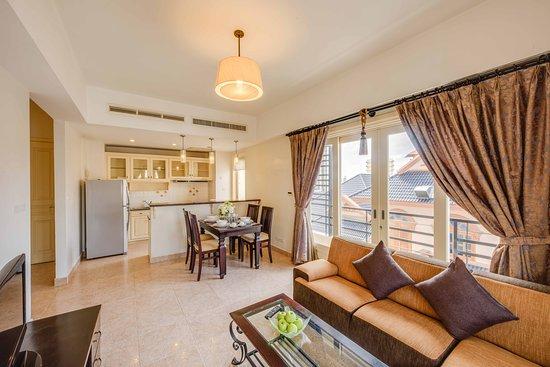 getlstd_property_photo - Photo de City View Apartment, Phnom Penh