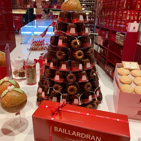 Canelés Baillardran Photo