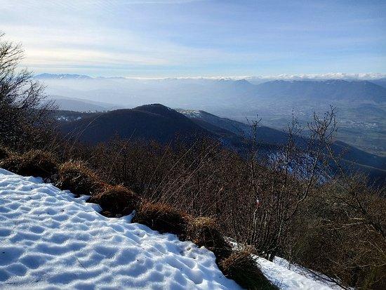 Monte San Vicino : Salita al monte