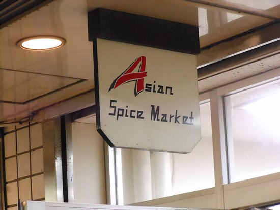 Asian Spice Market