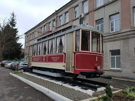 Vinnytsya Tram Monument