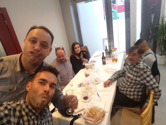 Restaurante Marquicos: Comida empresa