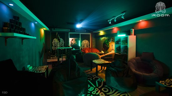 The Room Hookah Lounge