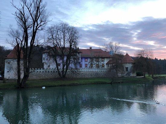Оточец, Словения: castello di otocec