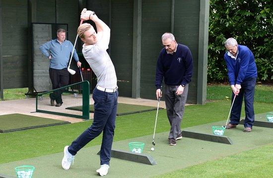 Calcot Park Golf Club