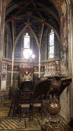 Splendide église protestante