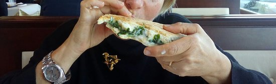 Torricella di Magione, Ý: La Torta da la Maria ...