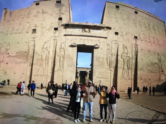 Perfect trip to Egypt
