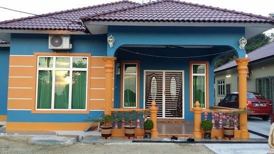 Masjid Tanah, Malaysia: Seri bidara homestay 2
