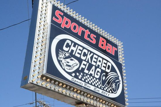 Stacy's Checkered Flag