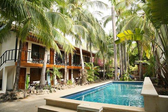 La Marejada Hotel: Pool view