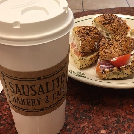 Sausalito Bakery & Cafe Picture