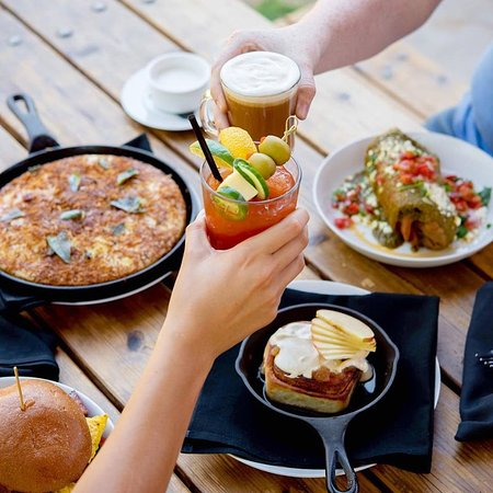 Our brunches are the best in Phoenix!