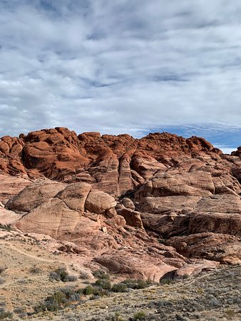 Scooter Tours of Red Rock Canyon: Tour stop #1