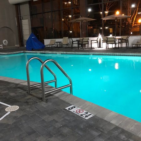 Needed a hotel with an indoor pool