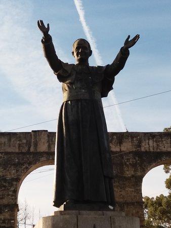 Monumento em Homenagem ao Papa Joao Paulo II
