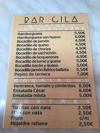 Peguerinos, Spain: Rico rico