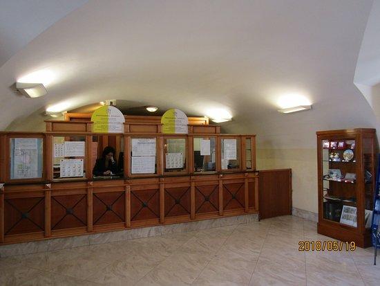 PIT San Pietro – Info Point ORP