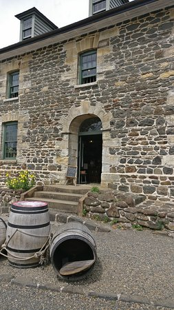 Kerikeri, Nieuw-Zeeland: Stone store front