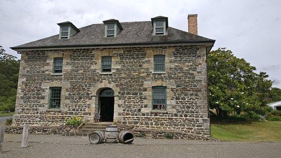 Kerikeri, Nieuw-Zeeland: Stone store